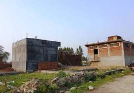 Ready To Move Plot In Sector 142 Metro Station Ke Pass Plot