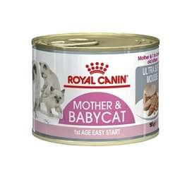 Royal Canin BabyCat Instinctive Kaleng 195gram Makanan basah anakmeong