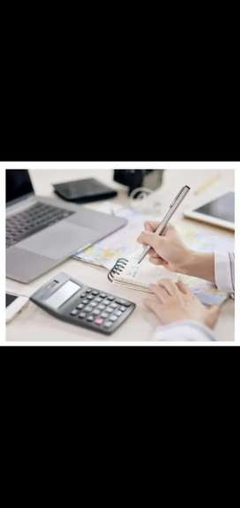 Required Part Time Accountant in juhu