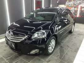 Toyota Vios G AT Matic / AT 2012 Hitam