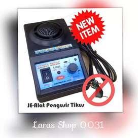 Alat Pengusir Tikus Kecoa Ultrasonic Elektronik // Zouleree QL 1118