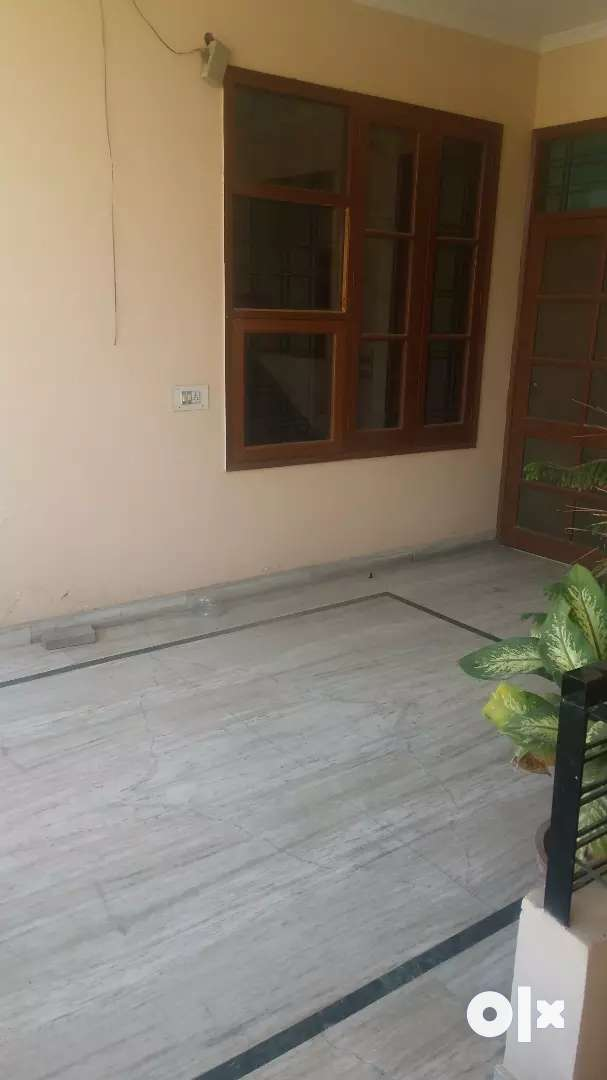 2BHK Portion on rent 0