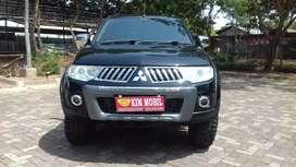 M.pajero exceed dsl at th 2011 si htam yg gagah perkasa