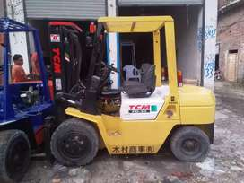 Forklift Mechanical Workshop