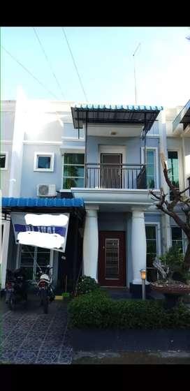 Dijual rumah cluster view cantik bersih murah di Permata Regency Batam