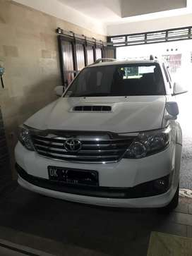 fortuner 2,5 vnt manual