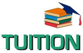 Tuition from class 5-10 all subjects