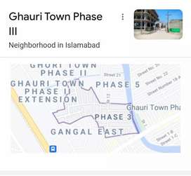 Ghouri town phase 3