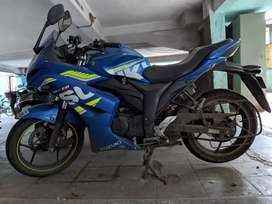 Suzuki gixxer sf for sale dual disk variant