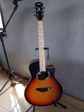Gitar Akustik Yamaha Apx500 Maple