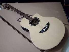 Gitar akustik elektrik Apx500