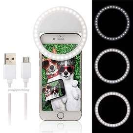 Lampu LED Portabel Handphone