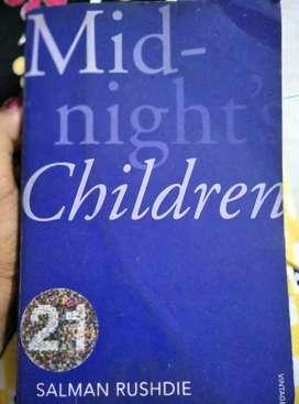 Midnight Children by Salman Rushdie