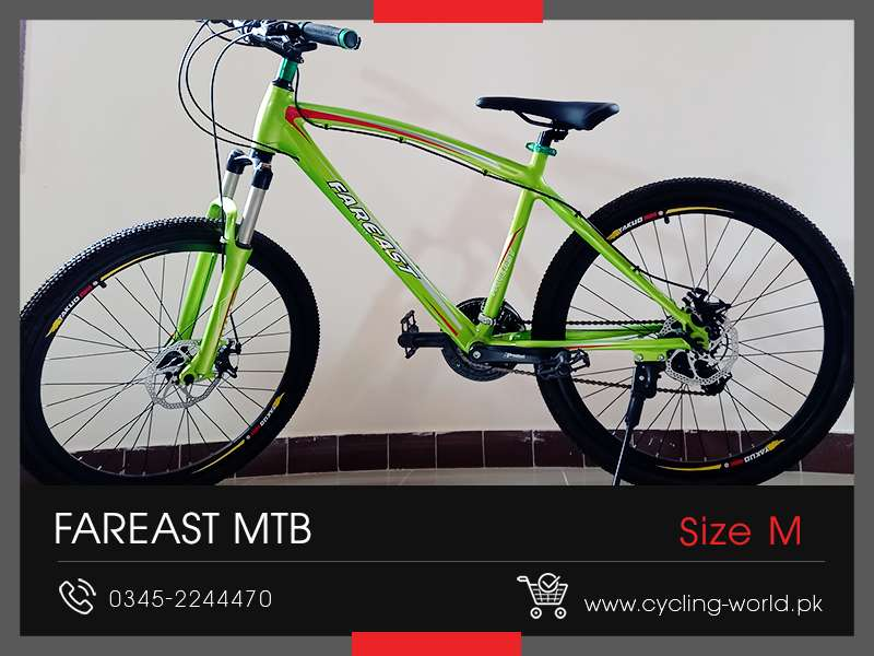 Fareast Mountain Bike Bicycle 0