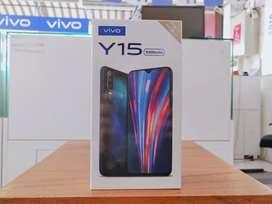 "Vivo Y15 # 5000mah "" 4GB ram"