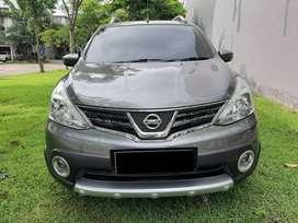 Istimewa No Minus Livina X-Gear 1.5 AT 7 Seater 2016 Grey #DOMINO AUTO