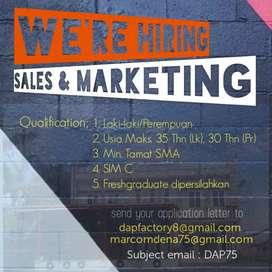 Loker Sales & Marketing