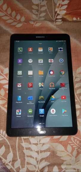 Samsung galaxy tab E tablet..with sim slot and memory card slot