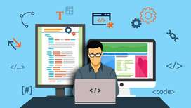 Urgent post for a Web developer experienced in  Laravel and js