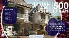 PROMO Hunian Keluarga Islami Indah di Malang Dekat TOL KAMPUS BATU
