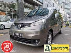 Nissan Evalia 1.5 XV AT 2013. KM 40rb Asli.Dp 23 jt. Orisinil Istimewa