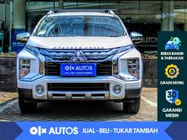 [OLX Autos] Mitsubishi Xpander Cross 1.5 Premium Package 2019 Putih