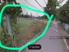 Di sewakan Tanah/Kavling jl.Tugu Wates Kedung Badak Bogor