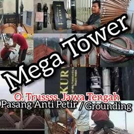 Ahli Pasang Grounding Dan Anti Petir -Di Wilayah Batang/  Jawa Tengah