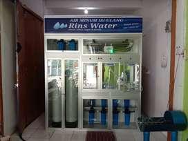 Dijual mesin air isi ulang
