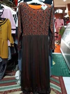 Gamis semi dress cantik