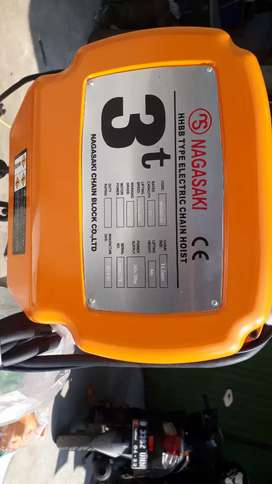 Importir Electric chain hoist Nagasaki,weka,opt