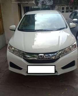 Honda City SV CVT, 2014, Petrol