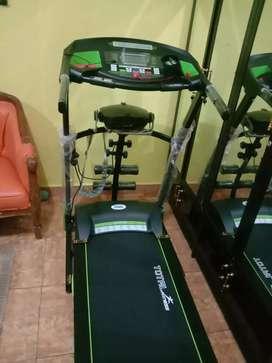 Treadmill total tl-130 2hP baru beli