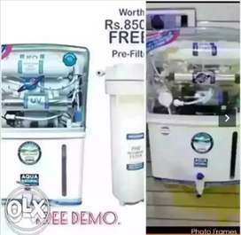 Aqua Grand plus water purifier new box pise 2Year free services