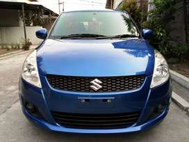 Suzuki swift GL manual 2014 dp10
