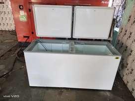 Western deep freezer 600 litrs
