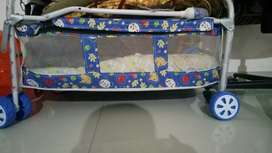 Baby cradle new 2 months use
