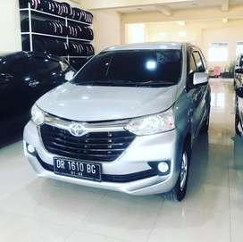 Toyota Avanza 1.3 G 2018 Asli plat DR!