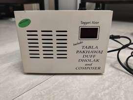 Taal Tarang Digital Tabla with bag - very good condition