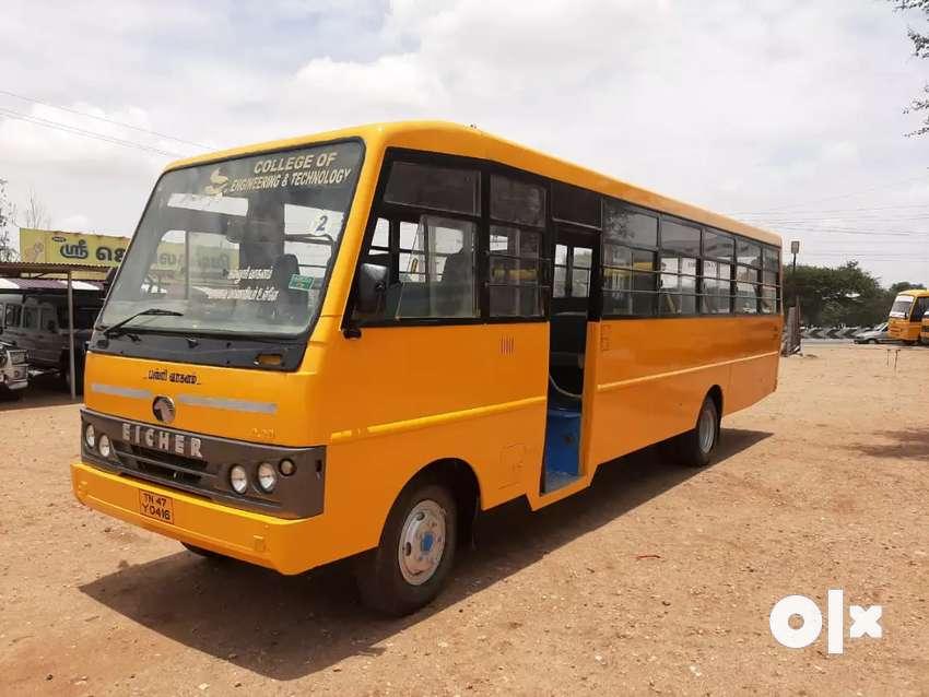 Eicher college bus 0