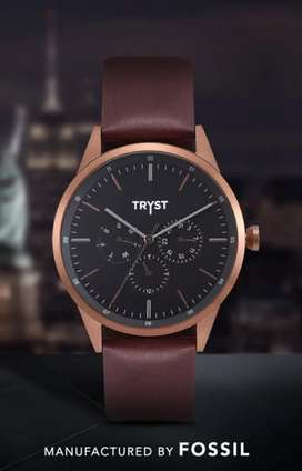 Tryst watch manufactured by FOSSIL