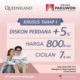 Dijual Rumah Baru Gresss Grand Pakuwon Surabaya Barat