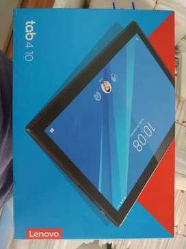 Lenovo tab 4 10 latest model college offer