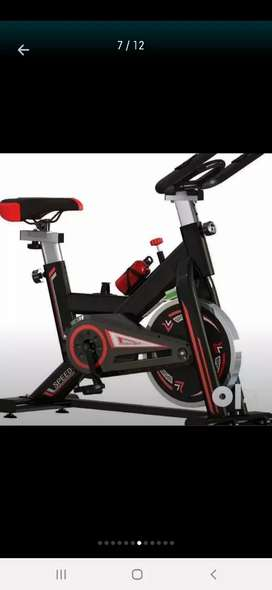 spin bike for gym exersce.
