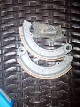 Vespa Brake Shoes. Fit all 8 inch wheels.