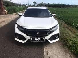 Honda Civic Turbo Hatchback 2018