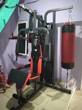 Alat Gym 3 sisi Merk TotalFitnes