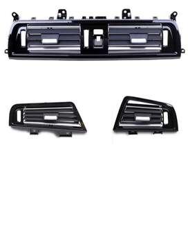 BMW 5 SERIES AC VENTS GLOSSY BLACK F10 2010-2016