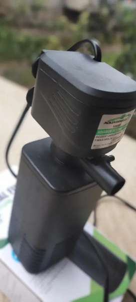 Aquarium water filter 15 watt Low  price