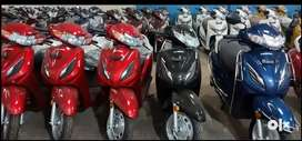 Pay12000 low down payment on activa 6g